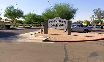 Chandler Village, 1
