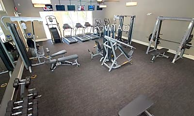 Fitness Weight Room, 5503 Research Dr, 1