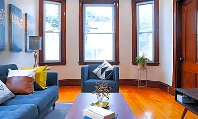 Living Room, 31 Tremont St, 0