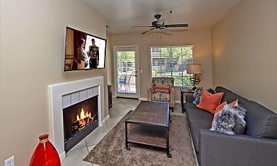 Living Room, 9450 E Becker Ln 1064, 0