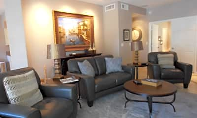 Living Room, 7700 E Gainey Ranch Rd 117, 1