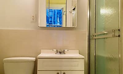 Bathroom, 127 E 61st St, 2