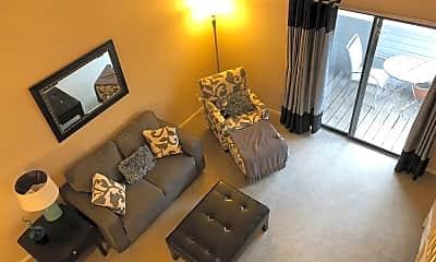 Living Room, Willows on Weidman, 2