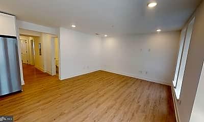 Living Room, 1335 N Marston St 102, 1