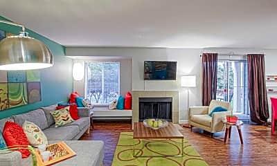 Living Room, MonteVista at Murrayhill, 1