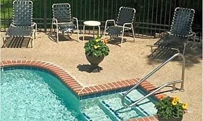 Patio / Deck, Brookhollow Apartments, 0