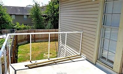 Patio / Deck, 507 Foch St, 2