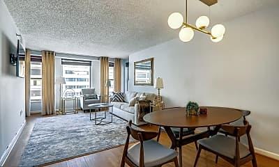 Dining Room, 601 Pennsylvania Avenue NW 1004N, 0