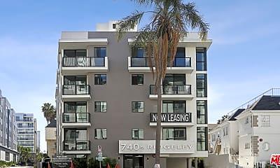 Building, 740 S Ridgeley Dr 303, 2