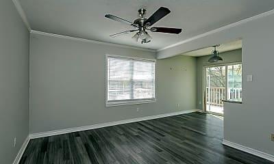 Living Room, 804 Oran Cir A, 0
