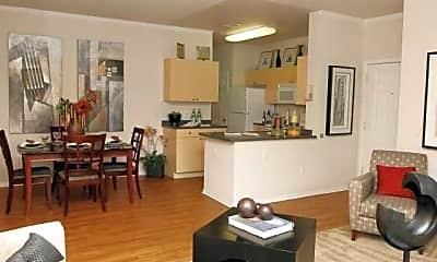 Dining Room, Echo Ridge, 2