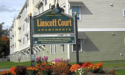 Linscott Court Apartments, 0