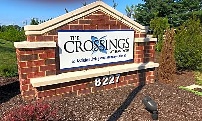 THE CROSSINGS AT HANOVER, 1