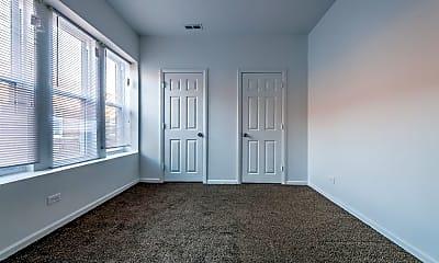 Bedroom, 6224 S King Dr, 1