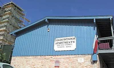 Conquistador Apartments, 1