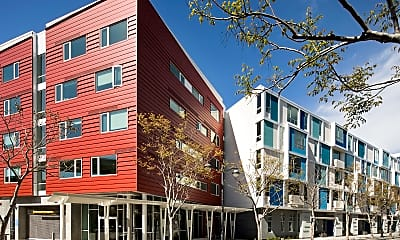 Building, Mission Bay by Windsor, 0