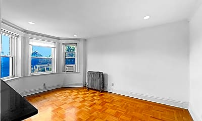 Living Room, 40 Queensberry Street, Unit 21, 1
