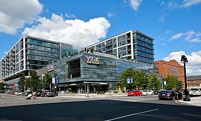 Building, 1300 4th St SE 805, 2