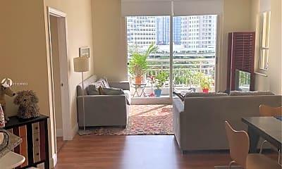 Living Room, 888 Brickell Key Dr, 1