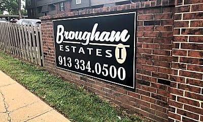 Brougham Estates I, 1