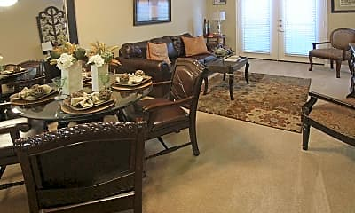 Living Room, Discovery Village At Castle Hills, 1
