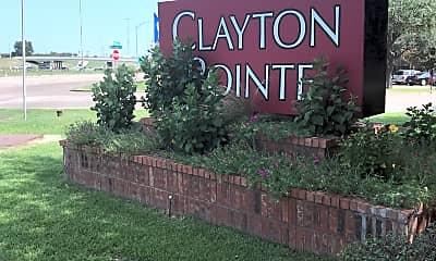 Clayton Pointe Apartments, 1