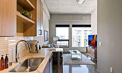 Living Room, 728 N 3rd St 703, 1
