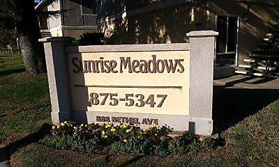 Sunrise Meadows, 1