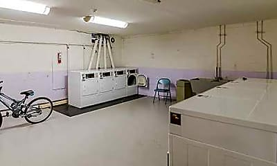 Fitness Weight Room, Janwood Apartments, 2