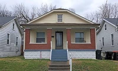 Building, 511 East Brandeis Avenue, 0