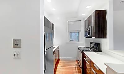 Kitchen, 105 Queensberry Street, unit 3, 1