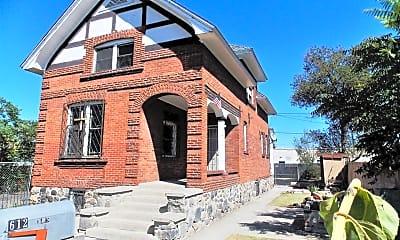 Building, 612 Quincy St, 0