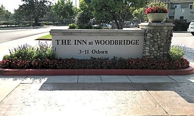 Inn at Woodbridge, 1