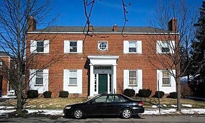 Building, 14 E Beaumont Rd, 0