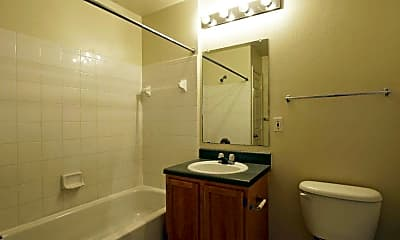Bathroom, Belmont Heights Estates, 2