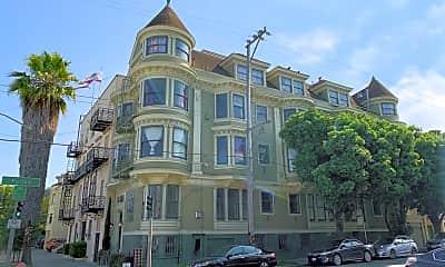 Building, 561 Baker St, 1