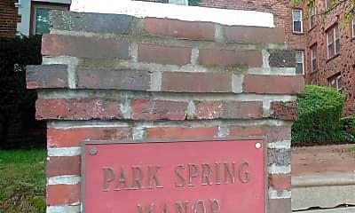 Community Signage, 7876 Spring Ave 4E, 2