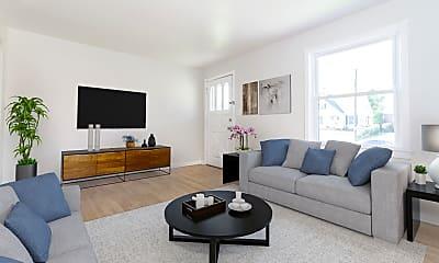 Living Room, 4206 Wilmington Rd, 1