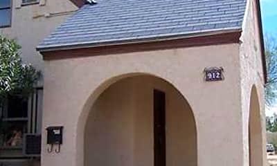 Building, 914 E 6th St, 1