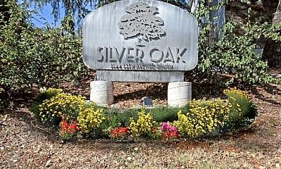 Community Signage, Silver Oak, 2