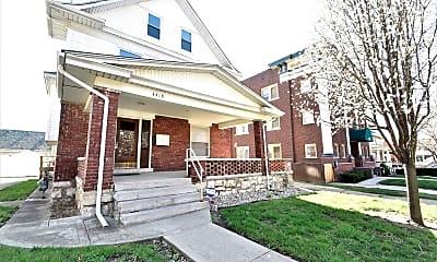 Building, 3419 Wyandotte St, 0