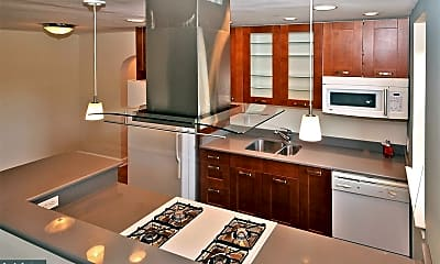 Kitchen, 22 S Old Glebe Rd 105-D, 1