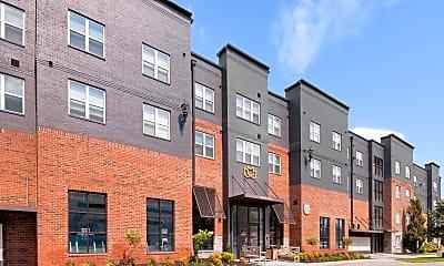 Building, Trifecta Apartments, 1