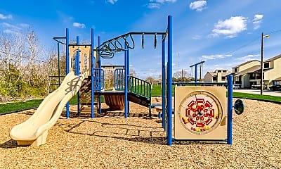 Playground, Hunters Cove, 1