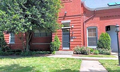 Building, 1436 East Capitol St NE 1436, 1