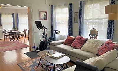 Living Room, 11 Dana St, 1