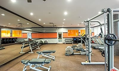 Fitness Weight Room, 1714 N McCadden Pl 3107, 2