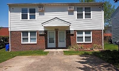 Building, 3406 Tait Terrace, 0