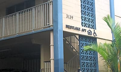 Westlake Apartments, 1