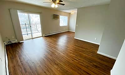 Living Room, 6210 Ridge Ave 17, 1